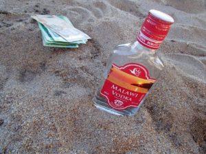 マラウイ湖 malawi vodka