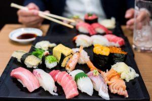 sushi japan cliche