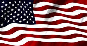 日本人男性が持てる国 アメリカ 国旗