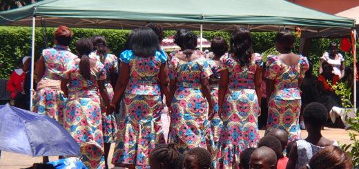 アフリカ ザンビア 母 イベント